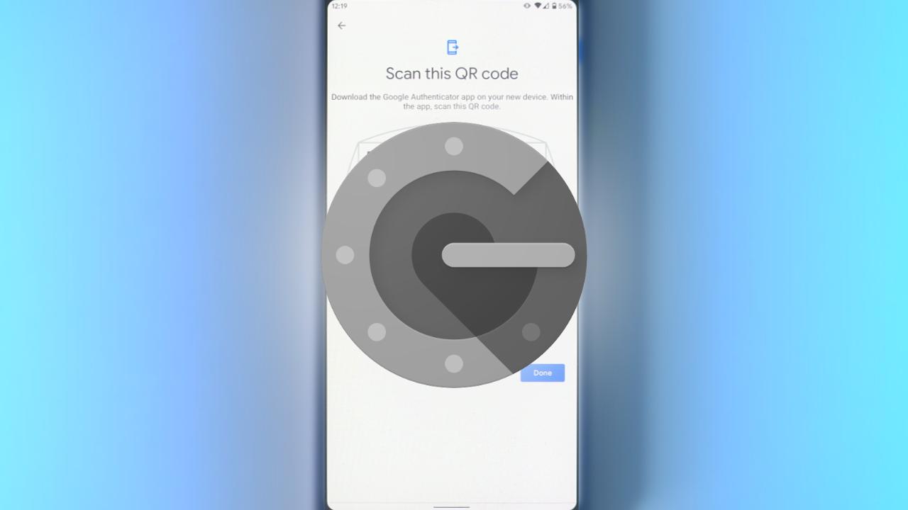 Google Authenticator nhận được bản cập nhật đầu tiên sau một vài năm và cuối cùng cho phép bạn chuyển thiết bị giữa các tài khoản (Tải xuống APK) 1