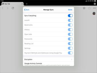 So sánh Chrome với Safari Ipados 6