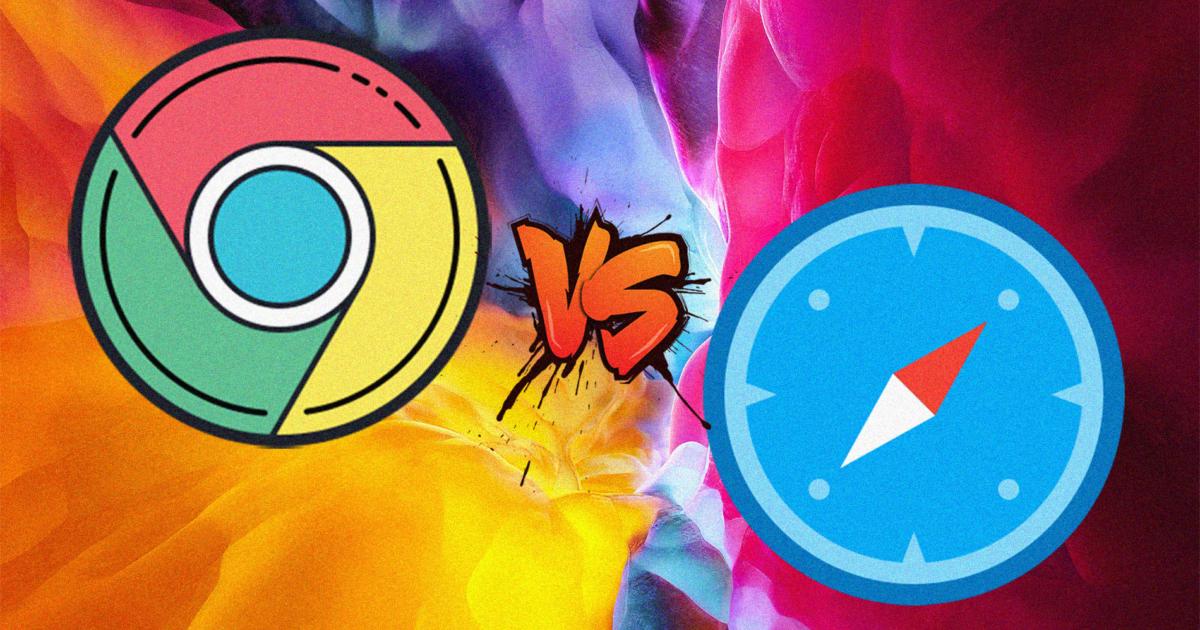 Safari và Chrome: Trình duyệt nào hoạt động tốt nhất trên iPadOS? 3