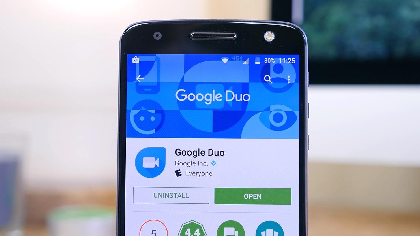 Google Duo thêm các cuộc gọi video nhóm vào web 3