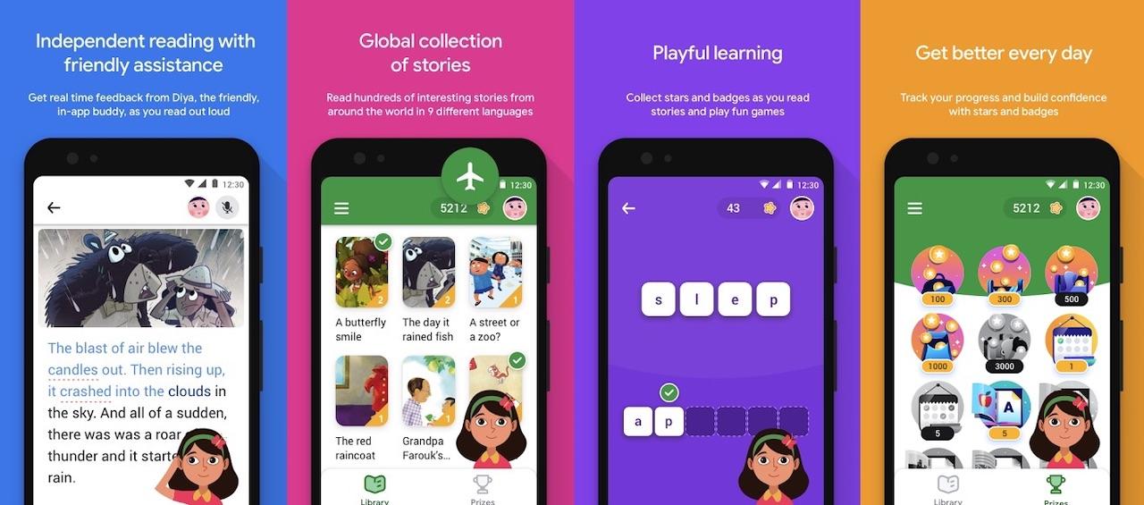 Ứng dụng 'Đọc với Google' đã sẵn sàng cho trẻ em 1