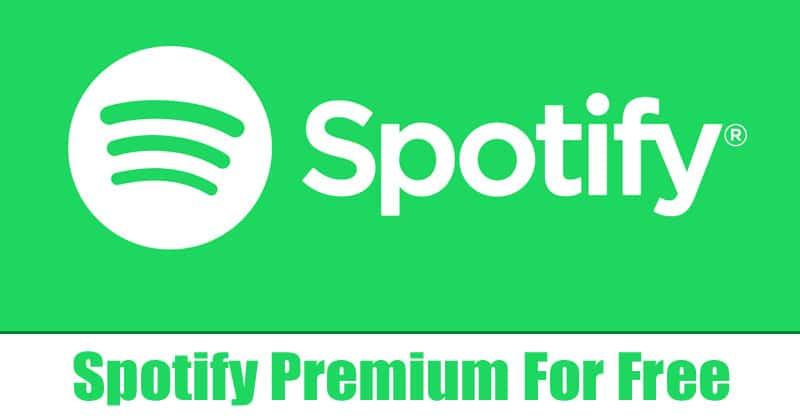 Spotify Premium Grátis