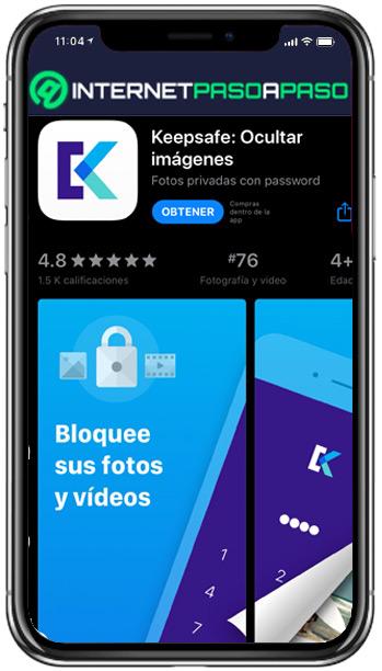 KeepSafe app