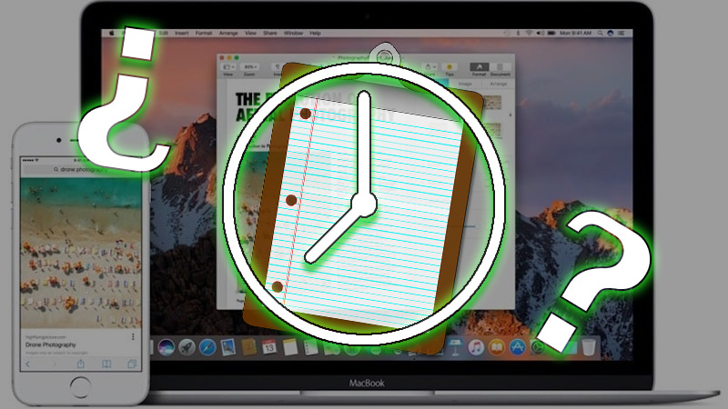 How long is the item stored on my macOS clipboard?
