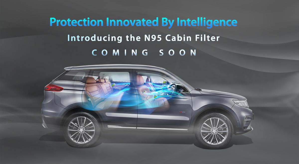 Son Proton X70 N95 Kabin Filtresi ile Geliştirilecek 1