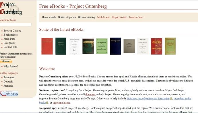Gutenberg projesi