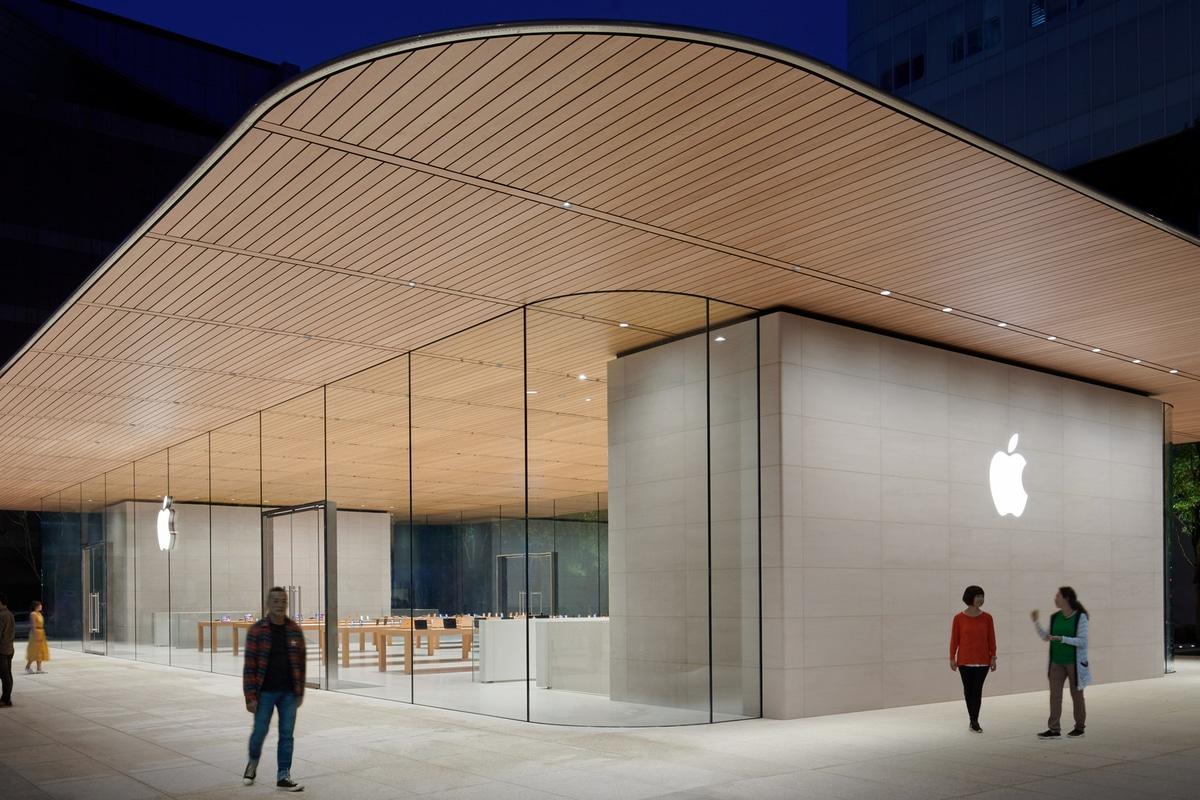 chọn Apple Cửa hàng Mỹ mở cửa bắt đầu từ tuần tới 1