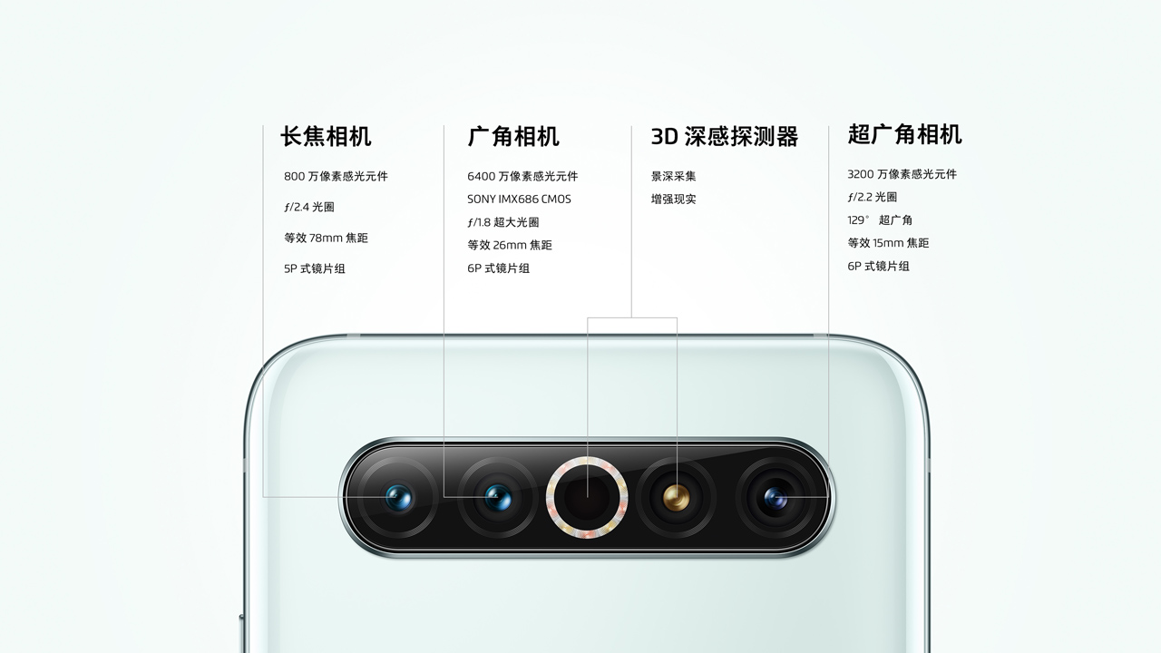 Meizu 17'nin ana telefonu resmen Çin'de piyasaya sürüldü 2
