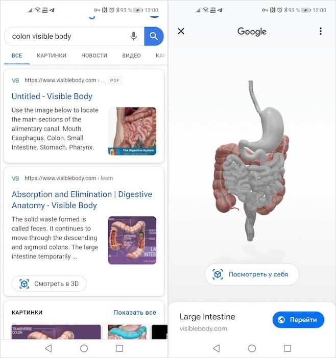 Google 2Türkiyədə 3D görünən heyvanlardan daha çox