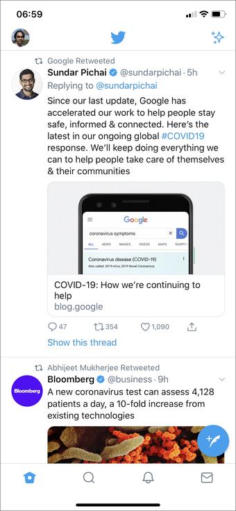 Safari Iphone Saytı Ev ekranına əlavə edin 3
