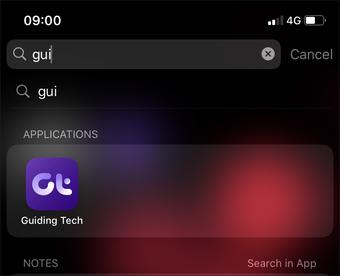 Safari Iphone Saytı Ev ekranına əlavə edin 1