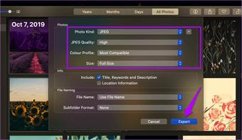 Конвертировать Heic в Jpg Mac 3
