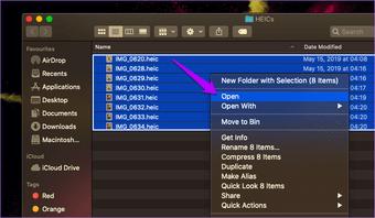 Heic'i Jpg Mac 6'ya Dönüştür