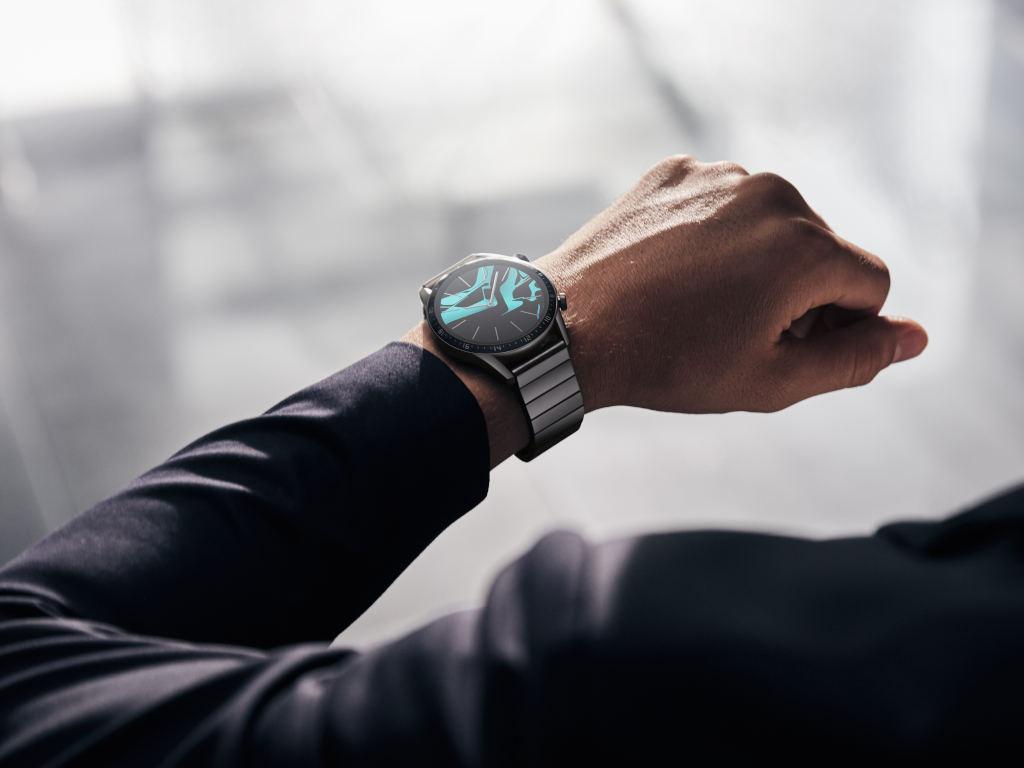 Cập nhật smartwatch của Huawei giúp phát hiện COVID-19 4