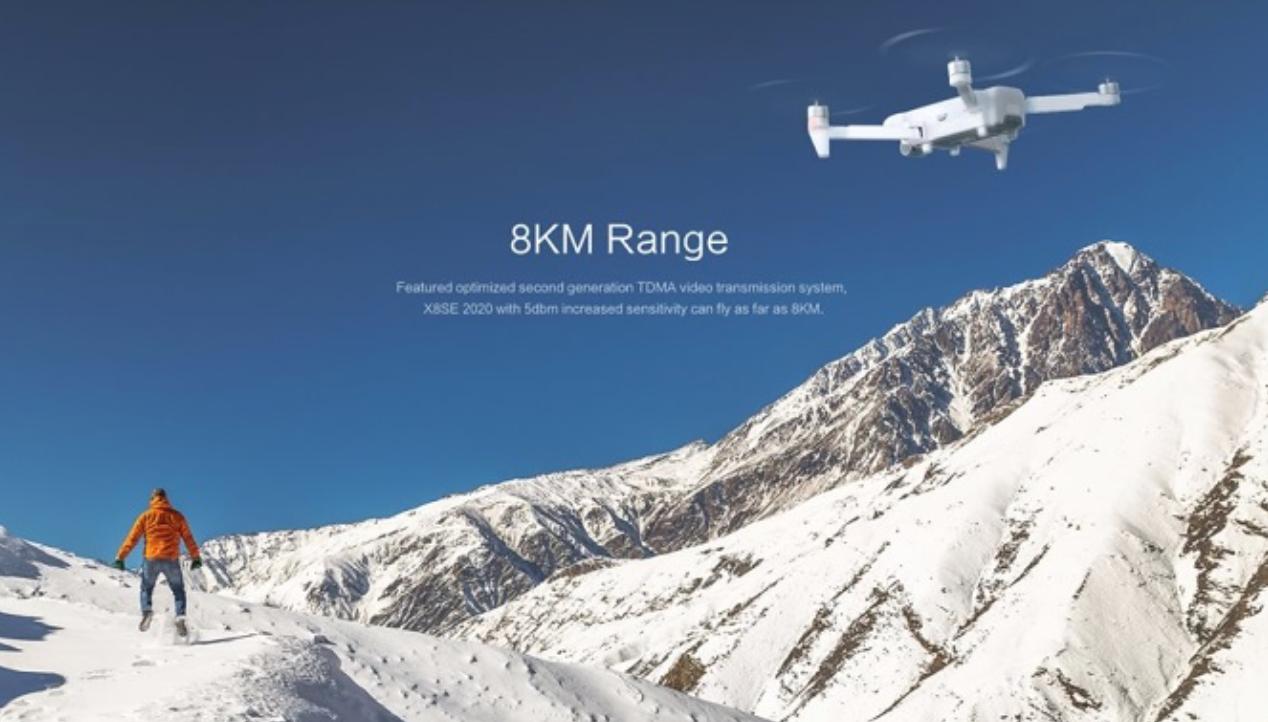 RC Fimi X8 Drone Review Phiên bản 2020: Cải thiện chuyến bay 2
