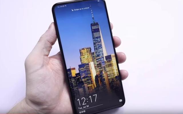 Parmak izi tarayıcı ve harika Wi-Fi ile 9X akıllı telefon saygı 1