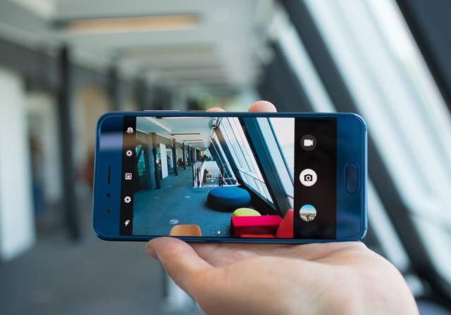 Parmak izi tarayıcısı ve harika Wi-Fi 3 ile 9X akıllı telefonu onurlandırın