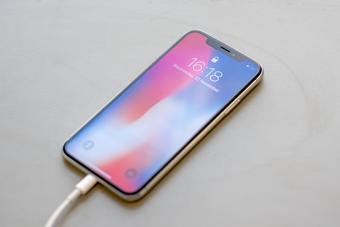 Исправлен заряд батареи, оптимизированный для не-iphone