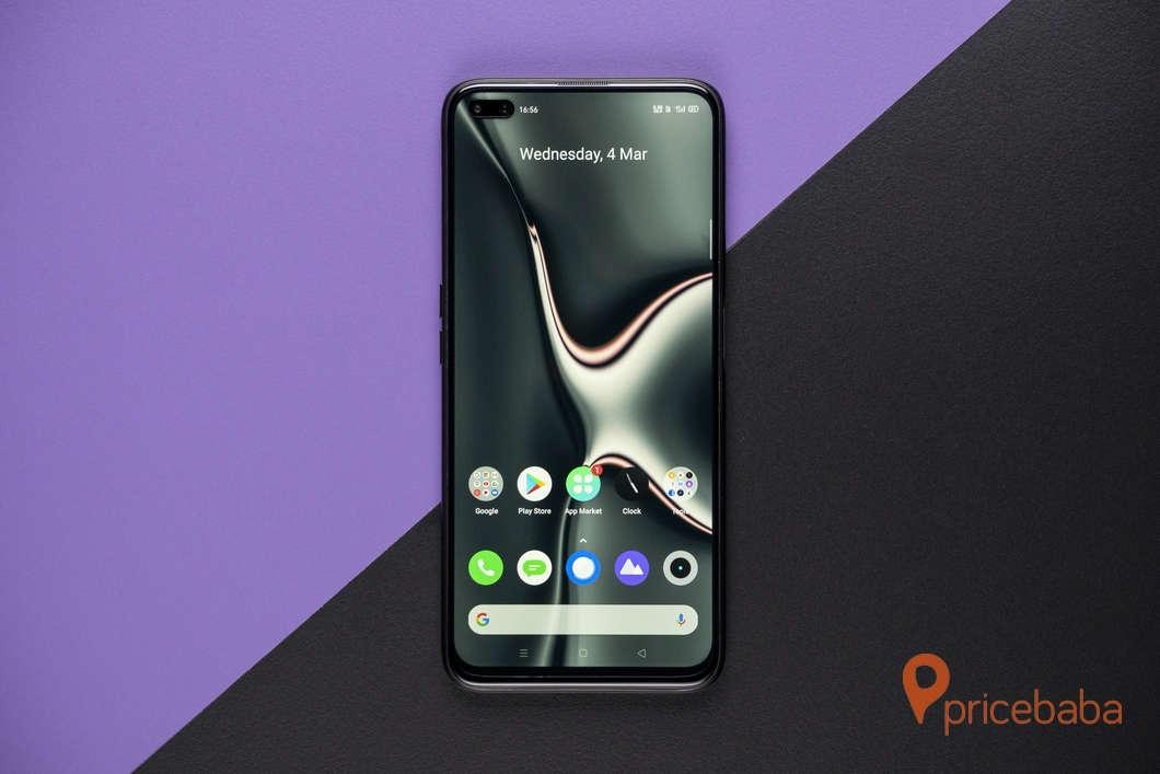 Realme 6 duo en ucuzlardan biri smartphones 90Hz yenileme hızı ekranı sunar.