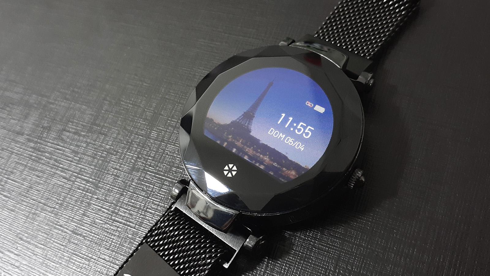 Đồng hồ thông minh Atrio Paris thông minh, thanh lịch và thanh lịch 2