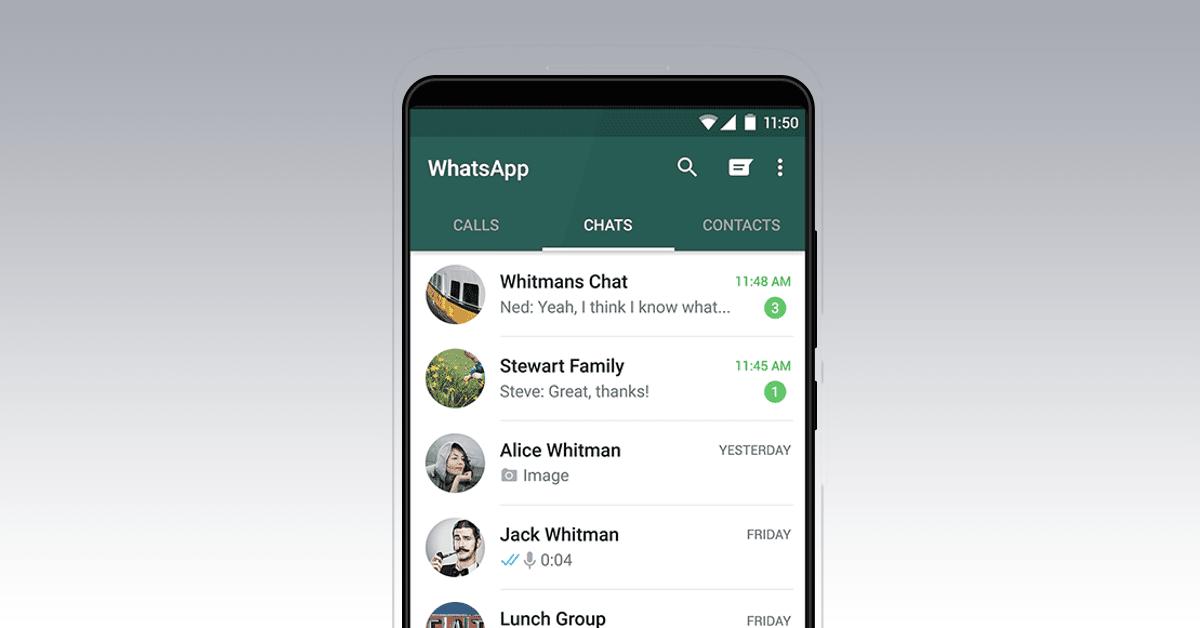 WhatsApp một lần nữa kiểm tra các tin nhắn có hại cho các cuộc hội thoại nhóm và cá nhân 2