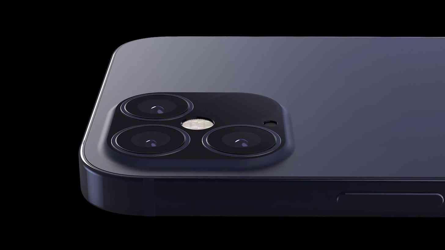 Đã tạo camera cho iPhone 12 Pro