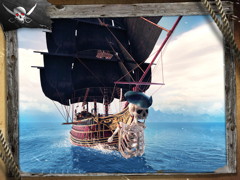 Assassin Creed Pirates - Ứng dụng iTunes trong tuần này 2