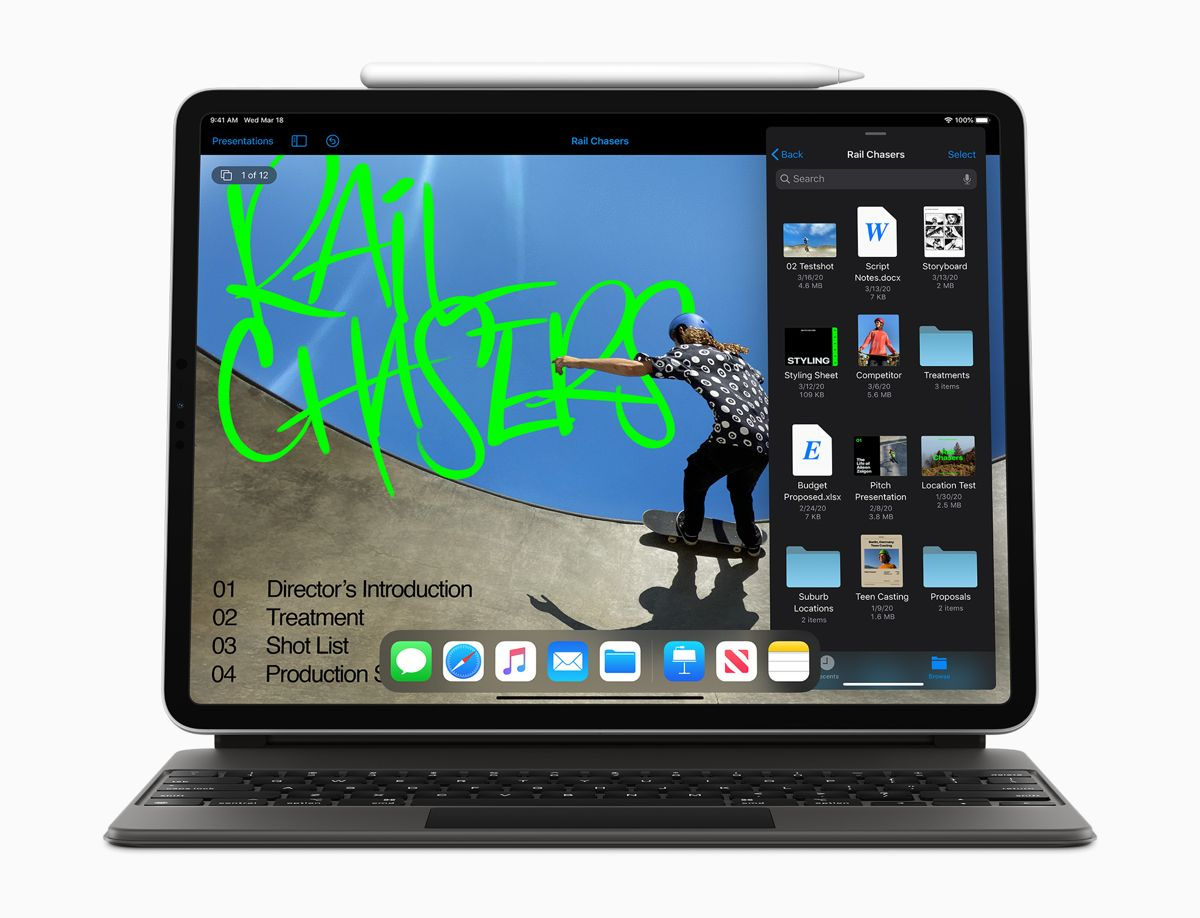 ApplePro iPad 2020 có tính năng Ngắt kết nối micrô 2