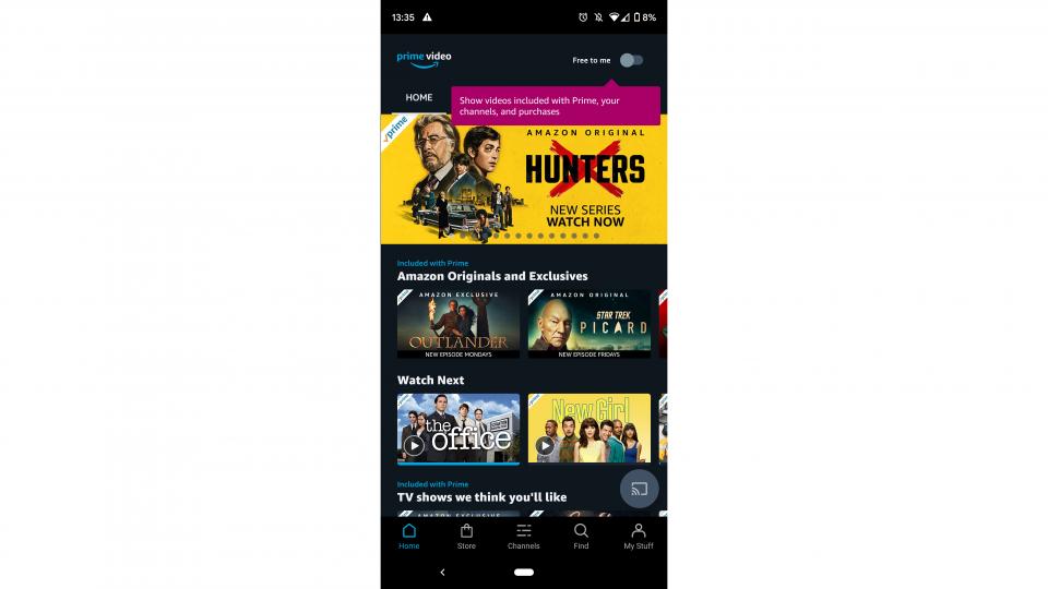 Android cihazınızda Prime Videonu necə izləmək olar 2