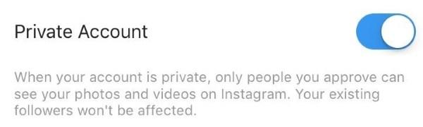 Cara Mengetahui jika Seseorang Mengejar Anda Instagram 3