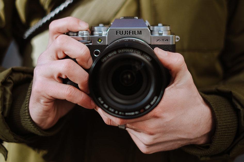 Фотоаппарат кадров в секунду