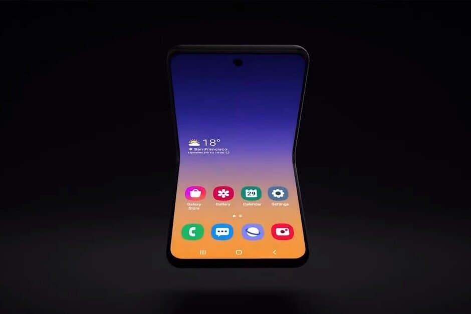 Samsung, Z lật 2Hoạt động trên một số phiên bản mới của! 3