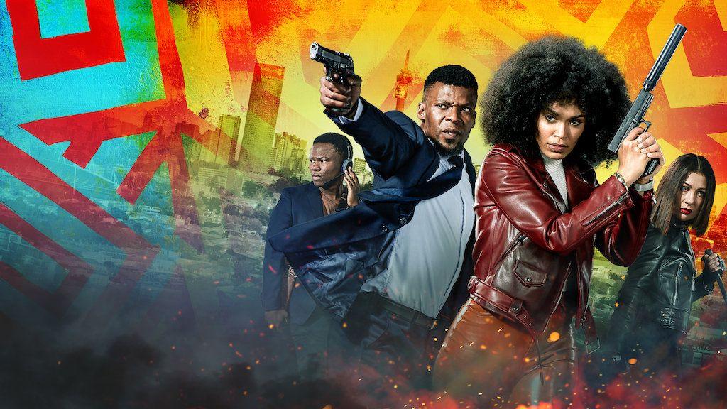 Netflix Sản xuất tại Châu Phi & # 039; 1