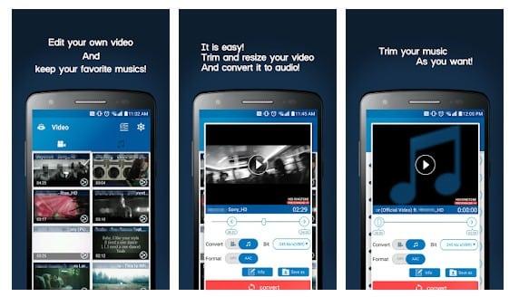Chuyển đổi video MP3