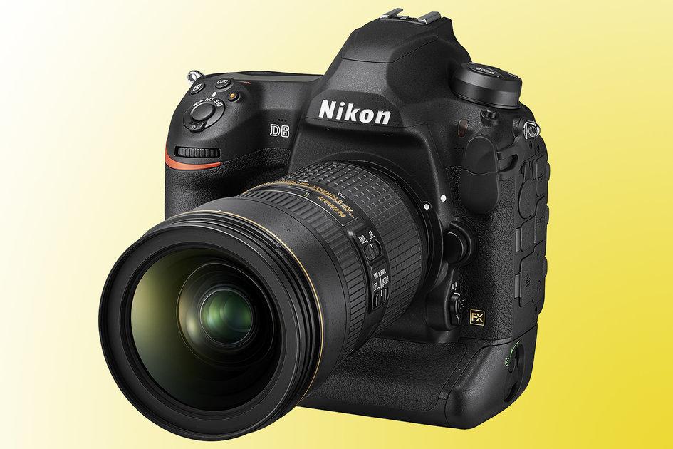 Recursos e datas do lançamento da Nikon D6 finalmente anunciados