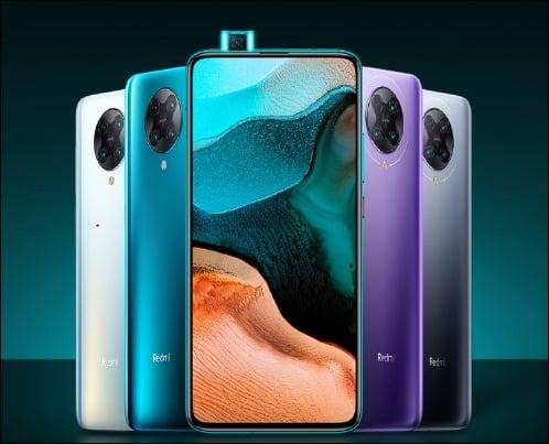 Hình ảnh Poco F2 Pro