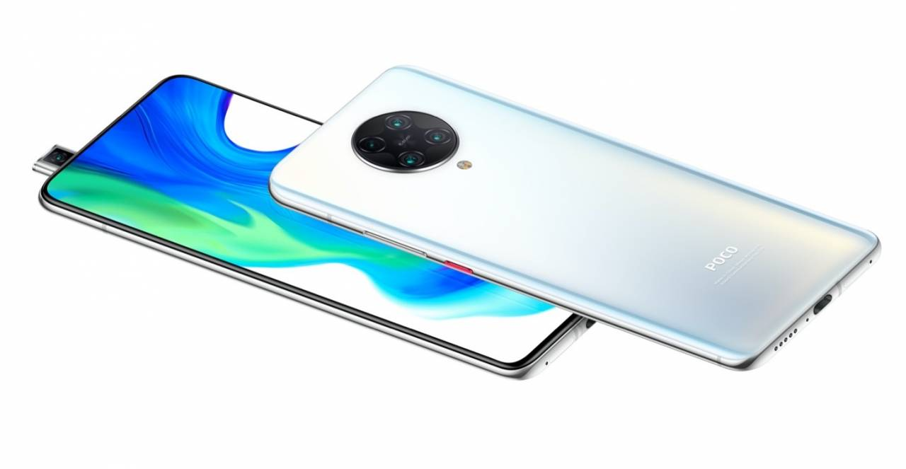 Resmi POCO F2 Pro: 5 şaşırtıcı bir fiyat için 5.67 inç 5.67 inç dört kamera 5G telefon