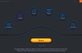 Beste Funktionen der Datenwiederherstellung i Beesoft 4