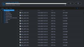 Beste Funktionen von Beesoft Data Recovery 45