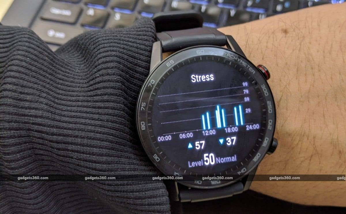 Onur Sehrli Saat 2 alət 360 stress Honor Magic Watch 2