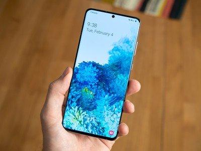 Samsung chiến thắng trong cuộc chiến smartphones trong quý đầu tiên của năm nay với 5G 1