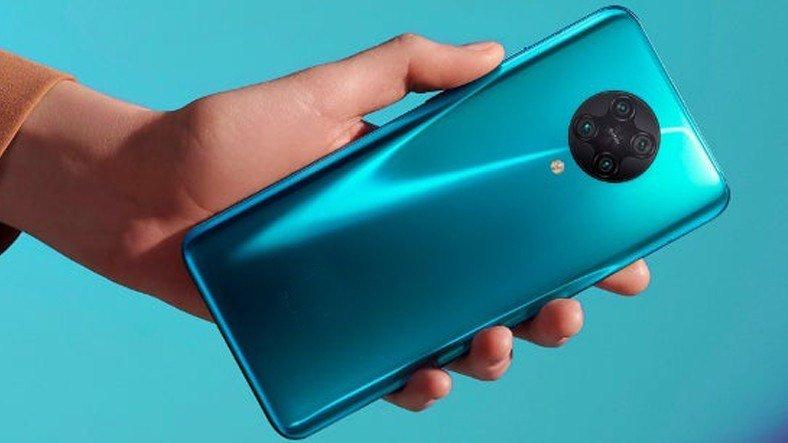 Pocophone F2 Pro 499 € üçün? Axı, bu yalnız Portuqaliya üçün deyil, əvvəlcədən satış üçündür 1