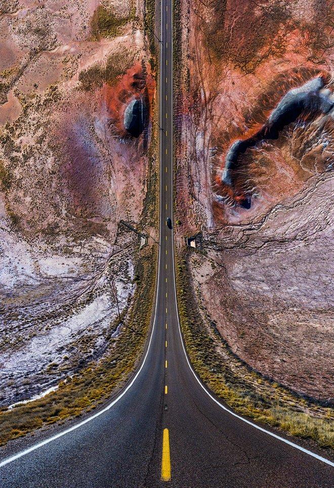 Dünyanın yeni bir perspektivi ilə 19 heyrətamiz hava görüntüləri 1