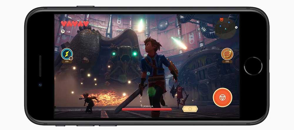 Oyun Iphone Se 2020