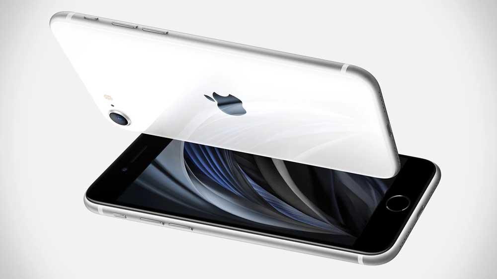 Rəngli Iphone Se 2020 Ağ