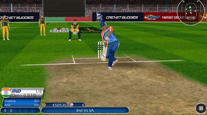 Giải vô địch cricket thế giới LTV