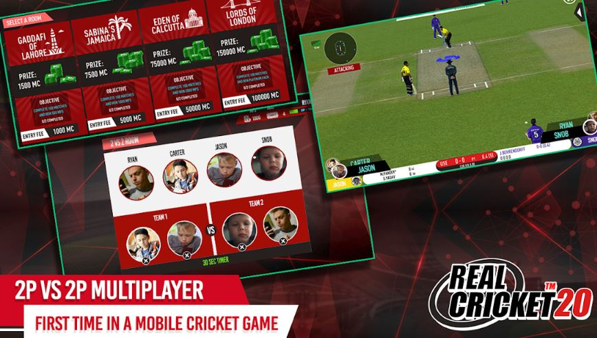 Android Cricket 20 Android