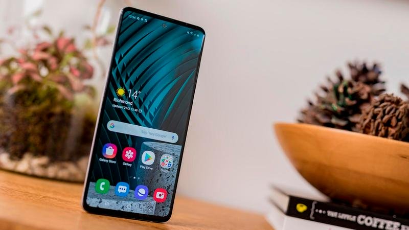 Samsung Galaxy Điện thoại Android bán chạy nhất thế giới A51 trong quý đầu tiên của năm 2020 1