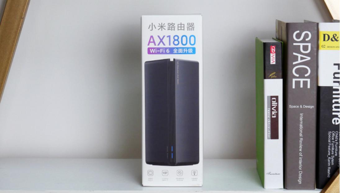 Xiaomi AX1800 6 Đánh giá bộ định tuyến: WiFi 6Sự tăng tốc 1