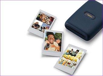 Fujifilm Instax Mini Link và Canon Ivy 3